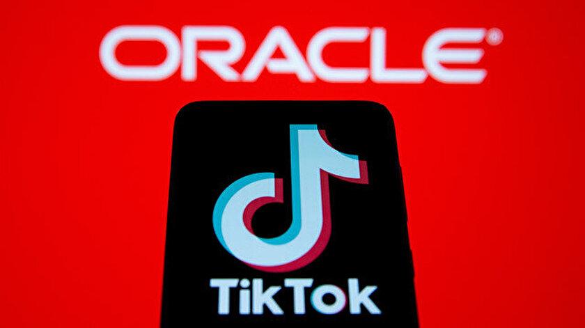 TikTok'un yeni talibi Oracle