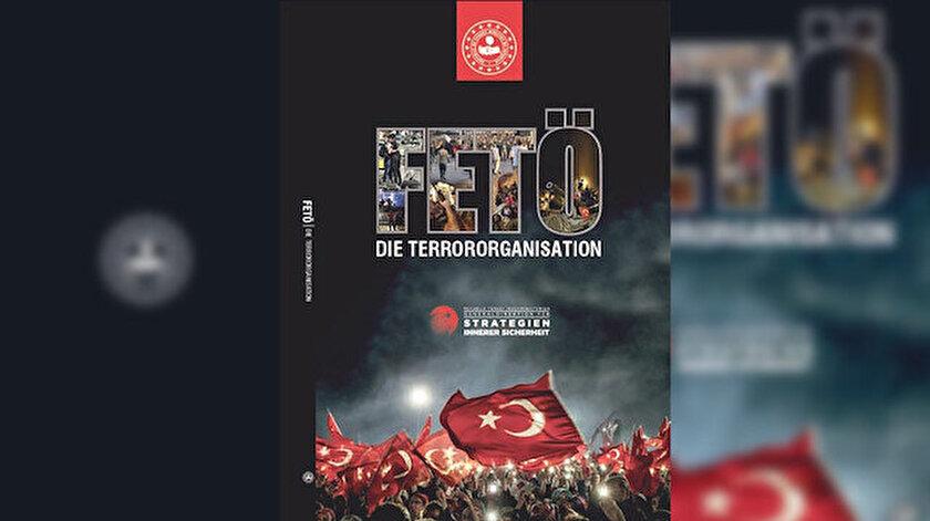 İçişleri Bakanlığı İç Güvenlik Stratejileri Dairesi Başkanlığı'nın hazırladığı FETÖ kitabı