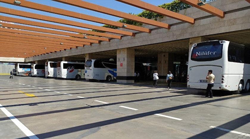 2 farklı firmanın 2 otobüsü 10 gün men edildi.
