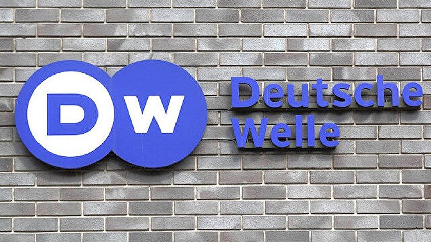 Alman haber ajansı Deutsche Welle.