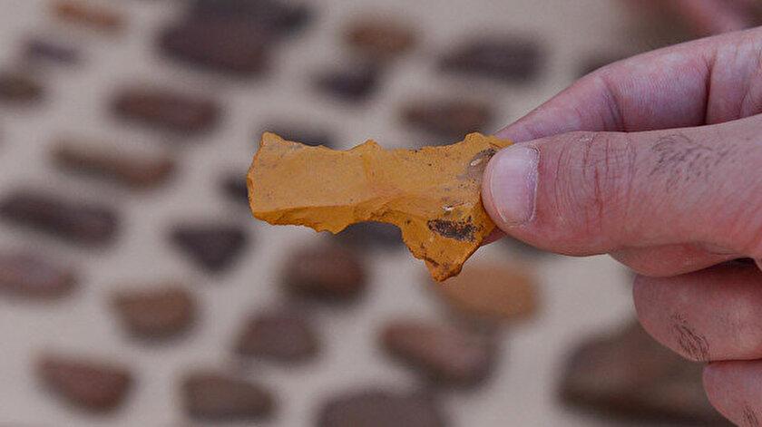Ekipler, yaklaşık 4 günlük çalışma ile Orta-Üst Paleolitik ve Epipaleolitik döneme ait kalıntıları, büyük bir titizlikle gün yüzüne çıkarttı.