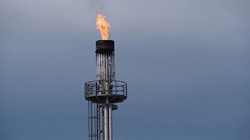Doğu Akdeniz'de yeni doğal gaz rezervi bulundu.