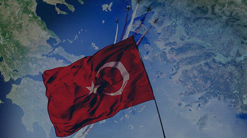 Adalar Denizi'inde Türkiye filli durum yaratarak, hukuki boşlukları doldurabilir.