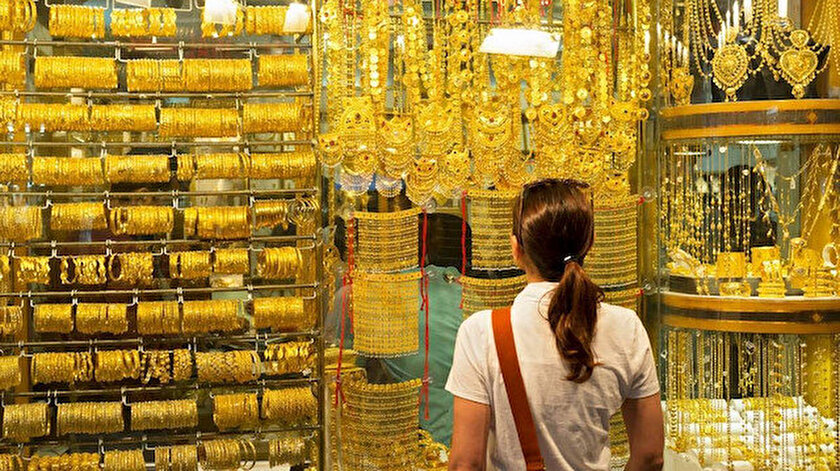 17 Eylül altın fiyatları..