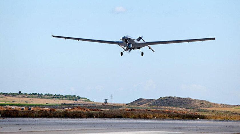 İnsansız Hava Aracı.