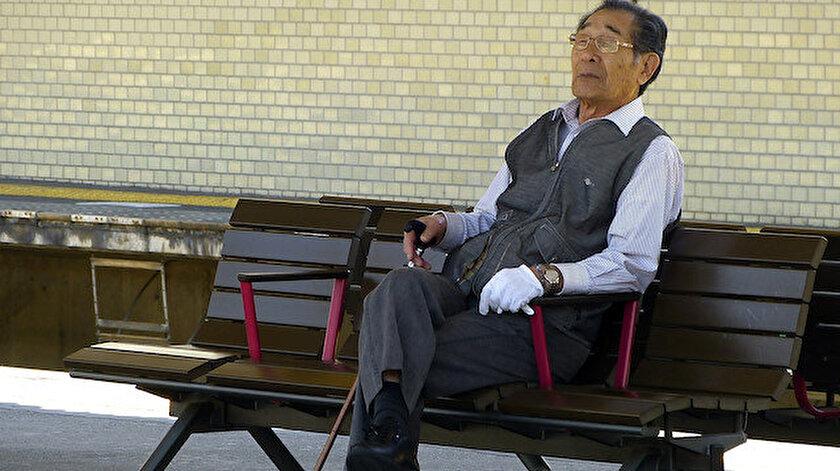 Japonya'da her bin 500 kişiden biri 100 yaşında.