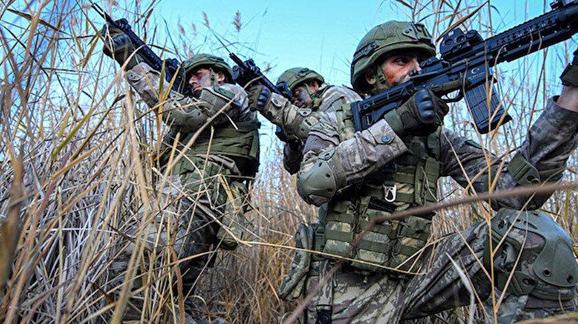 Son dakika haberleri: Pençe-Kaplan operasyon bölgesinde 2 asker şehit oldu