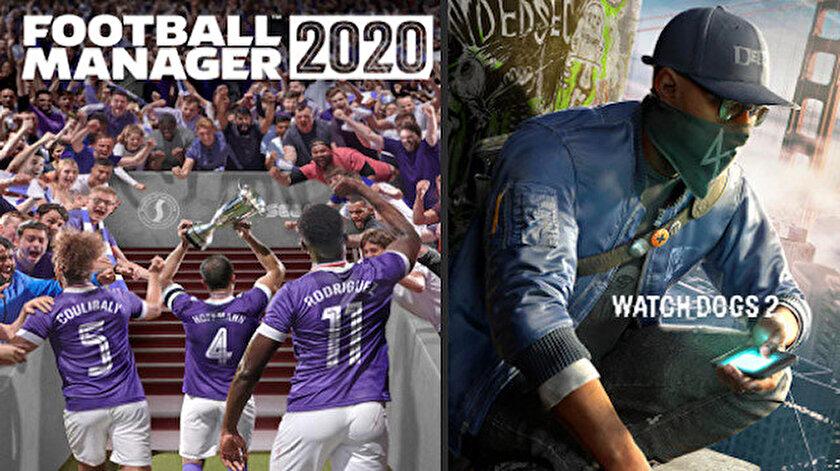 Football Manager ve Watch Dogs 2 için gereken sistem gereksinimleri neler?
