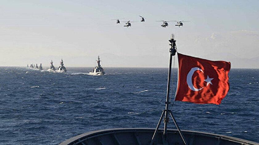 Emekli Tümamiral Yaycı'dan Doğu Akdeniz açıklaması: Savaş tehdidi  hissedilirse Montrö Boğazlar Sözleşmesi'nin gereği yapılır - Yeni Şafak