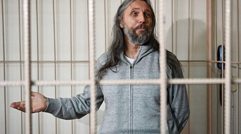 Sergey Torop, çıkarıldığı mahkemede tutuklandı.