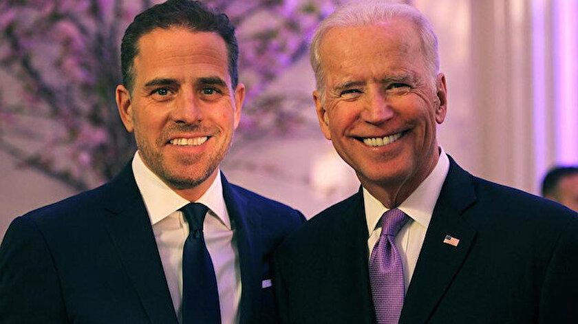 ABD Başkan adayı Biden'ın oğlu Hunter'e Rusya'dan 3 buçuk milyon dolarlık havale iddiası