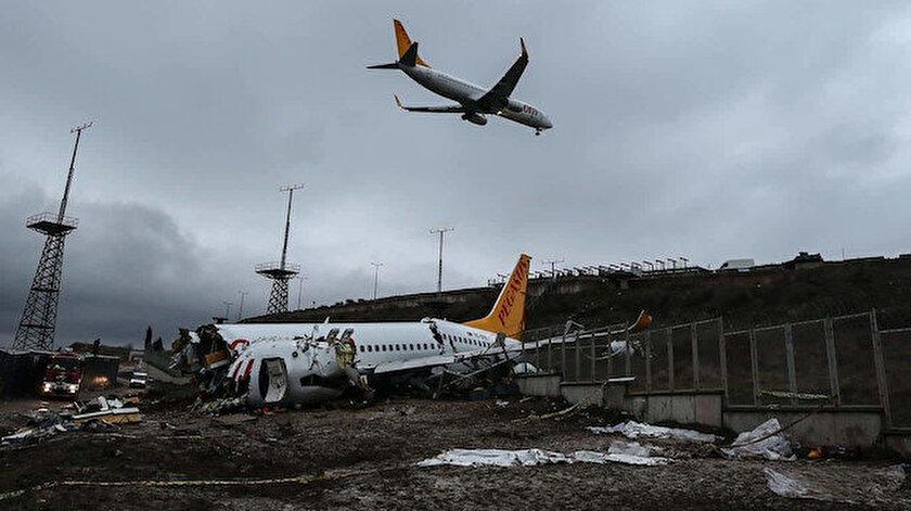 Kazada üç kişi öldü, 180 kişi de yaralanmıştı.
