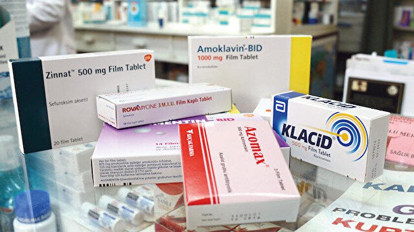 Gereksiz antibiyotik kullanımıyla mücadele başarılı sonuç verdi.