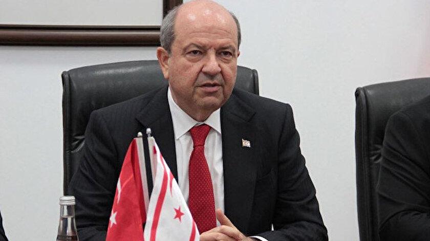 KKTC Başbakanı Ersin Tatar