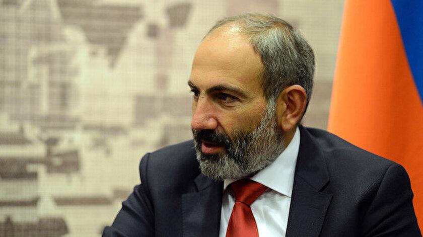 Ermenistan Başbakanı Nikol Paşinyan.