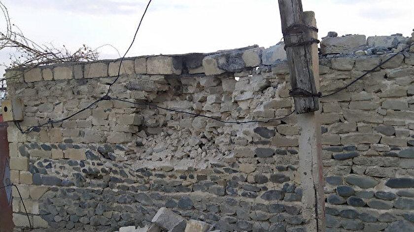 Ermenistan, Azerbaycan sınırındaki sivilleri hedef aldı.