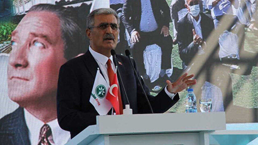 PANKOBİRLİK Genel Başkanı Recep Konuk açıklama yaptı.