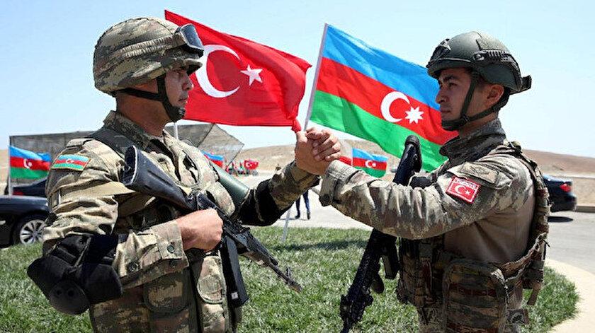 Türkiye ve Azerbaycan, Temmuz ayından bu yana tatbikat ve askeri danışmanlık hizmetlerini yoğunlaştırdı.
