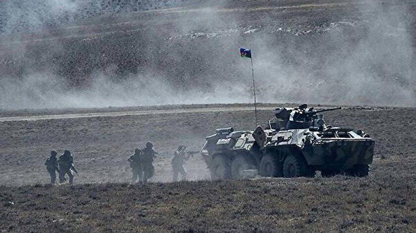 Azerbaycan ile Ermenistan arasında sınır hattında yaşanan çatışmalarda 4. güne girildi.