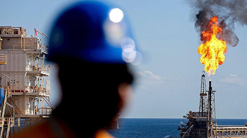 Karadeniz'de keşfedilen 320 milyar metreküplük gazın 2023'de kullanılması planlanıyor.