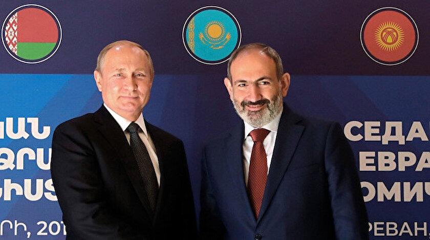 Ermenistan Başbakanı Nikol Paşinyan gece yarısı Putin ile telefonda görüştü