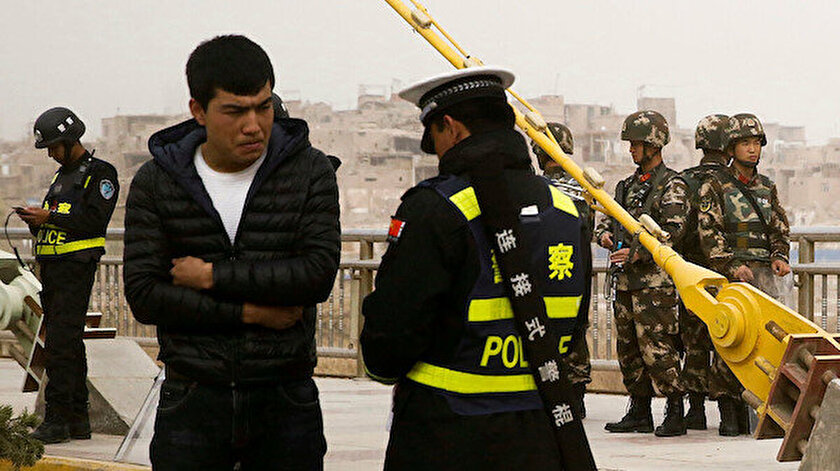 ABD, İngiltere ve Almanyanın aralarında olduğu 39 ülke ile Çin arasında Uygur gerilimi