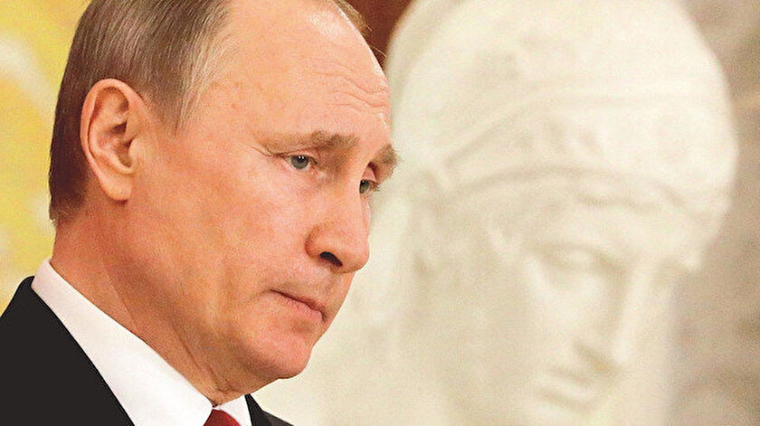 Ermenistana Putin şoku