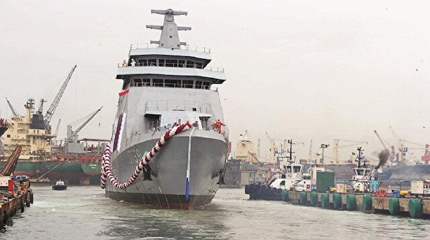 Törende verilen bilgilere göre, Katar Silahlı Kuvvetleri'nin ihtiyacı için öngörülen iki adet Eğitim Gemisi (CTS) Tedarik Projesi kapsamında Anadolu Tersanesi ile Katar Silahlı Kuvvetleri arasında imzalan sözleşme gereğince üretim takvimi 25 Şubat 2019 tarihinde başladı. Gemilerden ilki 2021'de, ikincisi 2022'de teslim edilecek.