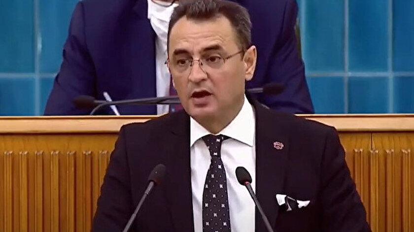Akşener'in kürsüye çıkardığı iş adamı Kaya: İşsizler iş aramıyor, iş  mahkemeleri işçi lehine karar veriyor bu adaletsizlik