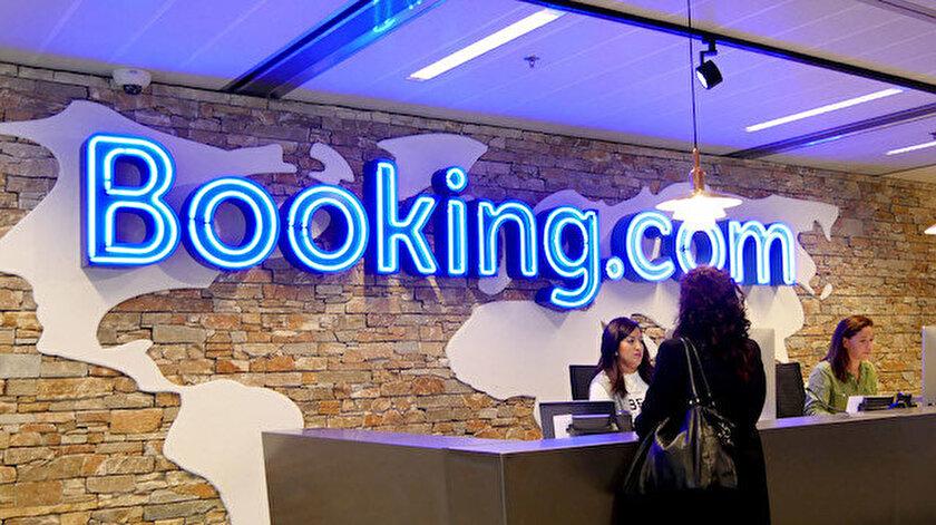 Booking.com 2017 yılında erişime kapatılmıştı.