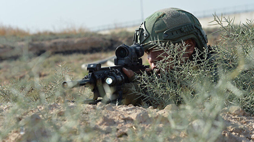 Güvenlik güçlerimiz, terör örgütlerine yönelik operasyonlarını hız kesmeden sürdürüyor.