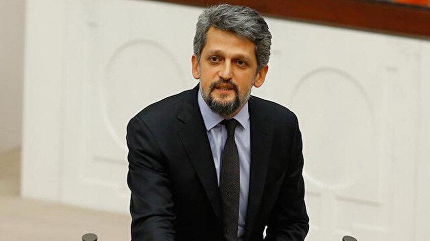 HDP Diyarbakır Milletvekili Garo Paylan
