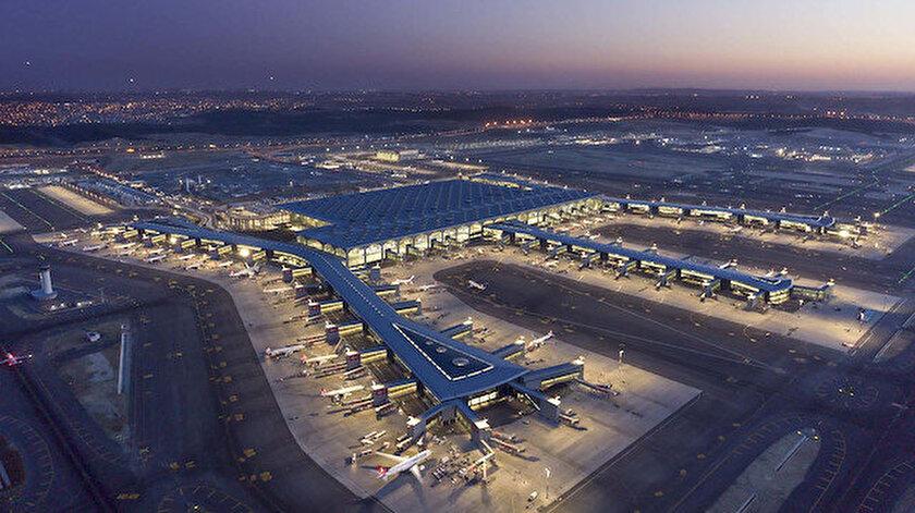 İstanbul Havalimanı'na 'Sıfır Atık' belgesi verildi.