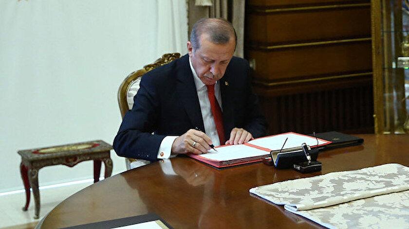Cumhurbaşkanı Erdoğan'ın imzasıyla üç bakanlıkta atamalar gerçekleşti.
