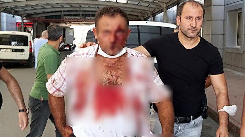 Salça kazanı cinayeti: Öz oğlunu öldürdü, pompalı tüfek tutukluk yapınca babasını vuramadı.
