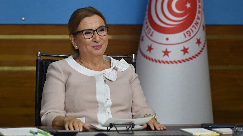 Ticaret Bakanı Ruhsar Pekcan açıklama yaptı.
