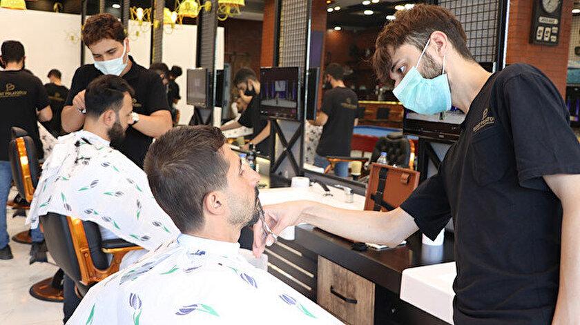 Uzun sakal ve bıyık, koronavirüs bulaş riskini artırıyor.