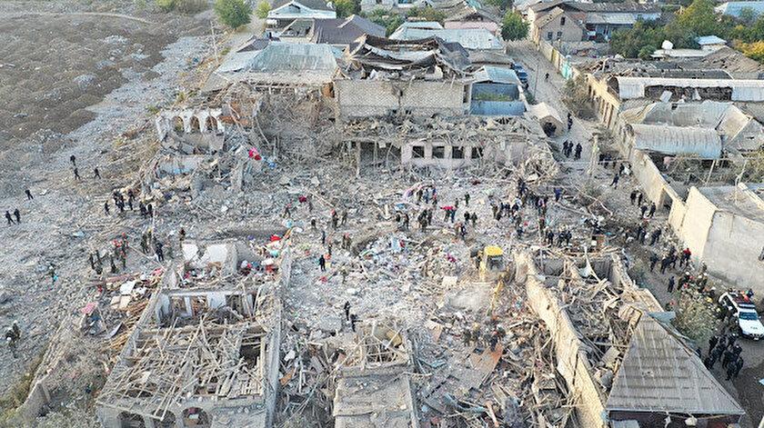 MSB'den Ermenistan'ın alçak saldırısına tepki.