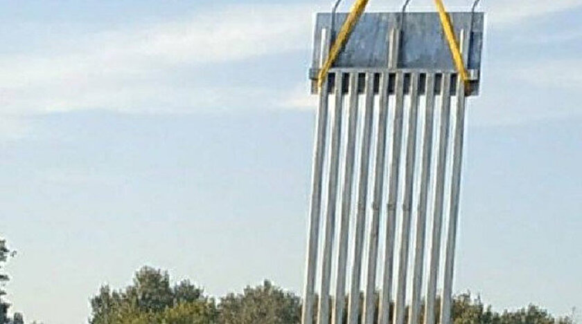 Yunanistan insanlığa duvar örüyor: Sınıra 27 km'lik çit yapımına başlandı.