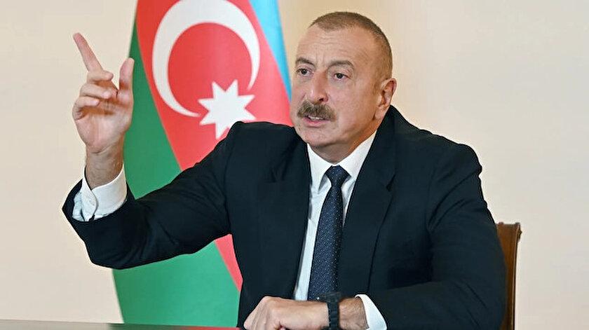 İlham Aliyev.