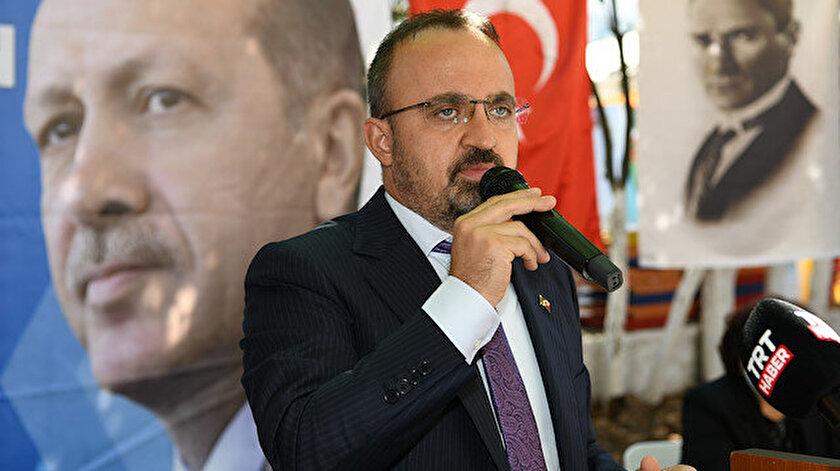 AK Parti Grup Başkanvekili Bülent Turan: İYİ Parti'nin dağılması kaçınılmazdır