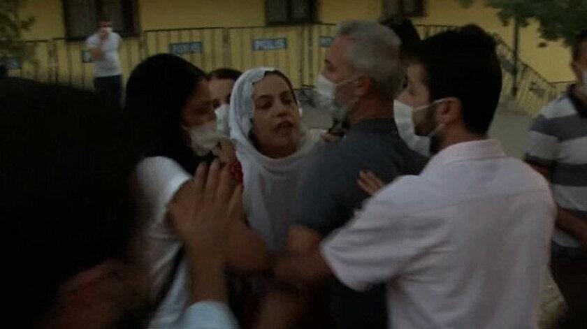 Evlat nöbetindeki ailelere hakaret eden HDPli Remziye Tosun hakkında soruşturma başlatıldı