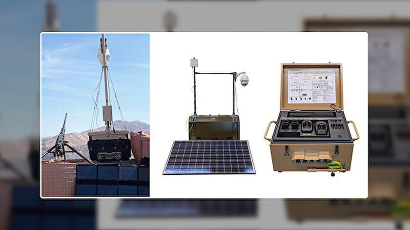 Yeni yerli sistemler, TSK'nın kullanımına sunuldu.