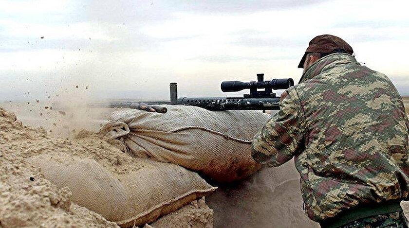 Ortadoğu'dan getirilen teröristler Ermenistan saflarında Azerbaycan'a karşı savaşıyor.