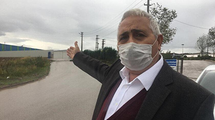 Fabrikanın yeni sahibi İhsan Yümlü.