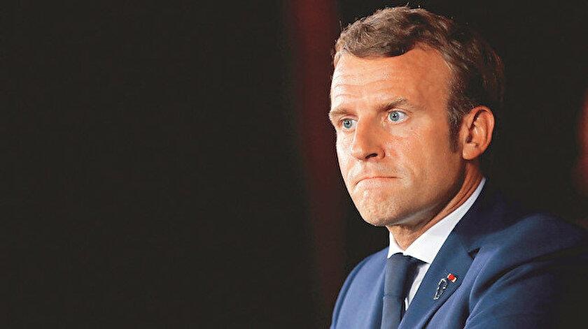 Macron her alanda Müslümanlara savaş başlattı: Fransız faşizmi!