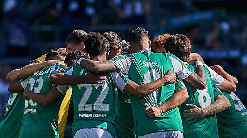 Werder Bremen takım halinde karantinada