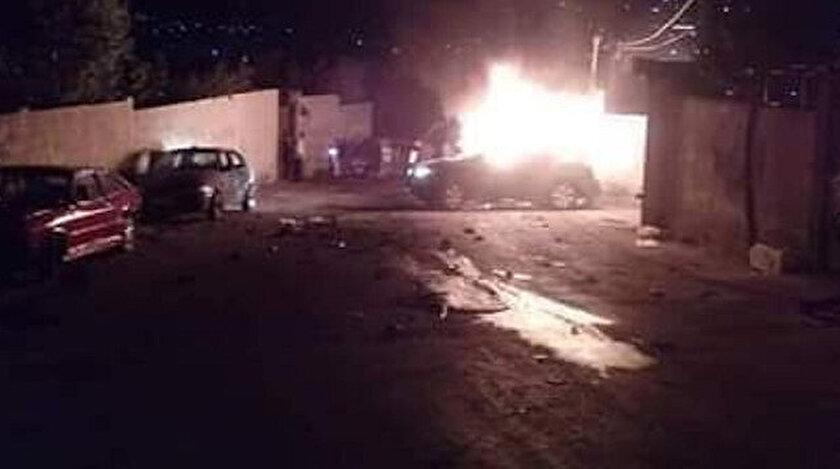 Suriye'de Şam Müftüsü Al-Afyouni'ye bombalı saldırı yapıldı.