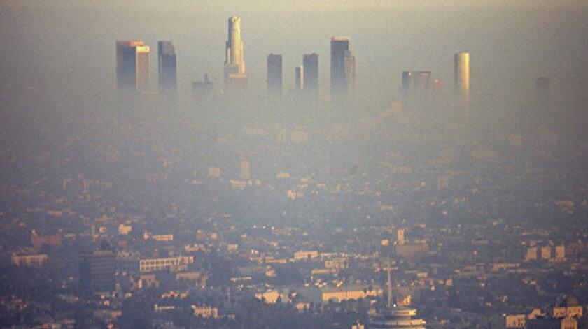 Pandemi dönemine göre, kirlilik yüzde 12 arttı.