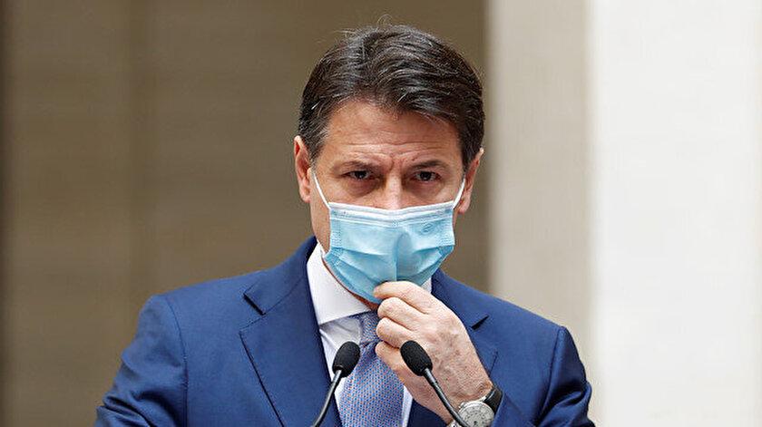 İtalya Başbakanı Conte.